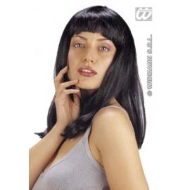 Peruca patsy bruneta