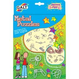 Puzzle cu piese metalice / Metal Puzzle