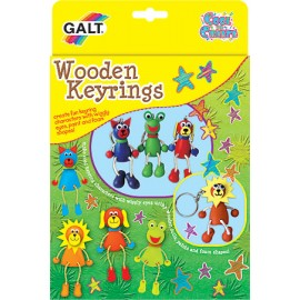 Brelocuri din lemn / Wooden Keyrings