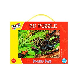 Gandacii - 3D Puzzle / Beastly Bugs