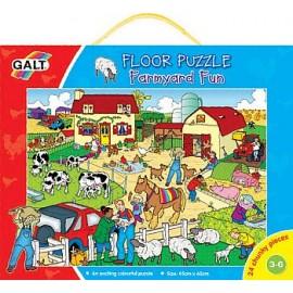 Galt - Puzzle Distractie la ferma / Farmyard Fun