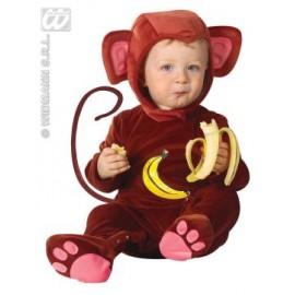 Costum bebe maimuta