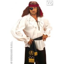 Camasa pirat alba