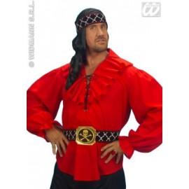 Camasa pirat rosie