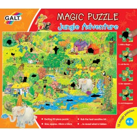 Galt - Puzzle Aventuri in jungla / Jungle Adventure