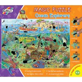 Galt - Puzzle Exploratorii oceanelor