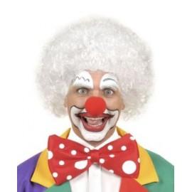 Peruca Clown Alba