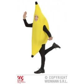 Costum banana - marimea 128 cm
