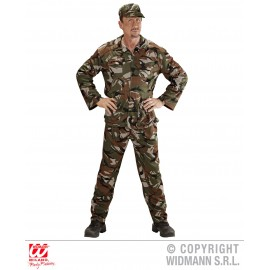 Costum g.i.joe