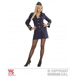 Costum stewardesa