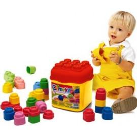 Cutie Cuburi Moi 20 Piese Clemmy