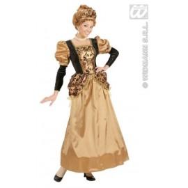Costum regina medievala