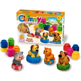 Clementoni - Clemmy - Animale dragute