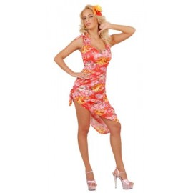 Costum rochie hawai