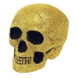 Cap schelet auriu