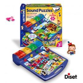 Diset - Puzzle Sonor