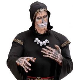 Colier capete schelet