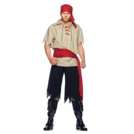 Costum pirat - marimea 158 cm