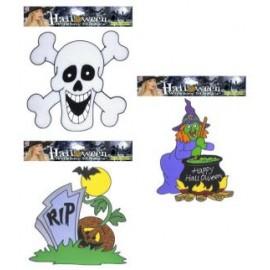 Sticker geam halloween