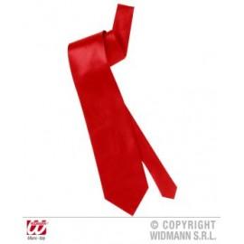 Cravata satin rosie