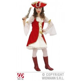 Costum Piratesa - Marimea 128 Cm