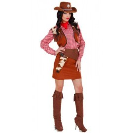 Costum cowgirl