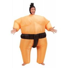 Costum gonflabil sumo