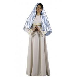 Costum Fecioara Maria - Marimea 140 Cm