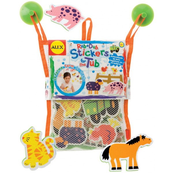 Ferma - stickere de baie Alex Toys