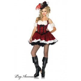 Costum pirat ravishing - marimea 158 cm