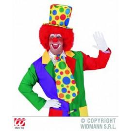 Cravata maxi clown