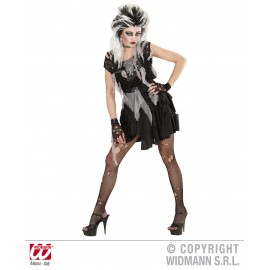 Costum zombie punk