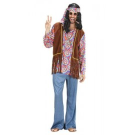 Costum hippie