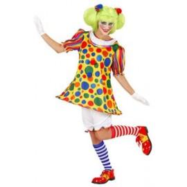 Costum Clown Girl
