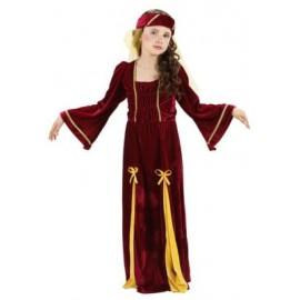 Costum printesa medievala