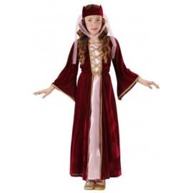 Costum regina - marimea 140 cm