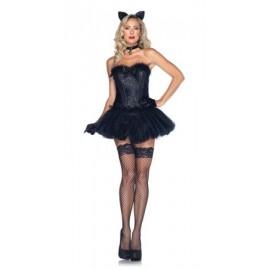 Costum pisica sexy - marimea 158 cm