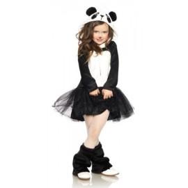 Costum panda - marimea 158 cm