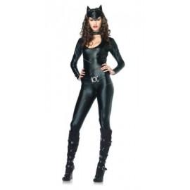 Costum catwomen - marimea 140 cm