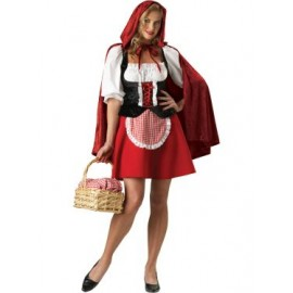 Costum Scufita Rosie