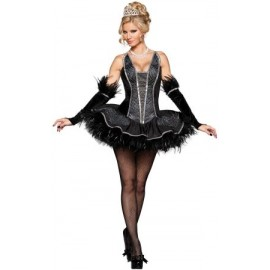 Costum black swan