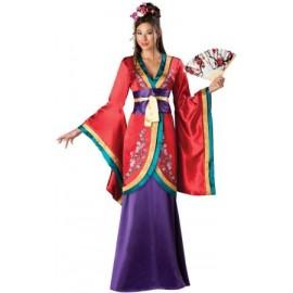 Costum geisha deluxe - marimea 158 cm