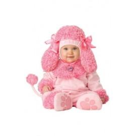 Costum bebe catel poodle