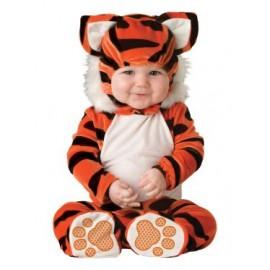 Costum bebe tigru