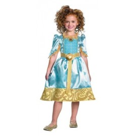 Costum brave merida - marimea 128 cm