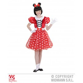 Costum Minnie - marimea 128 cm