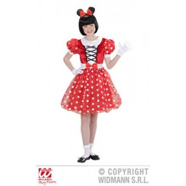 Costum Minnie - Marimea 140 Cm