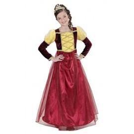 Costum printesa medievala - marimea 140 cm