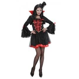 Costum adult - Vampirita Marime M