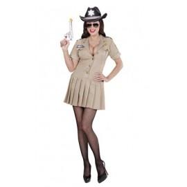Costum sheriff girl